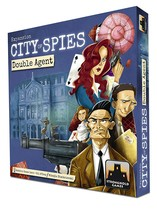 Stronghold Games City of Spies Double Agents Board Games - $30.89