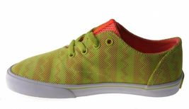 Womens SUPRA Wrap  Orange Shoes image 4