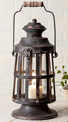 Private Label Vintage Style Decorative Candle Lantern