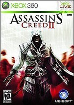 Assassin's Creed II (Microsoft Xbox 360, 2009) GOOD - $3.82