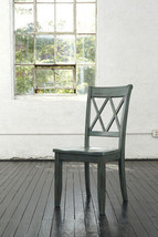 Ashley Mestler Blue/Green Dining  Chairs - Set of 2 - €130,85 EUR