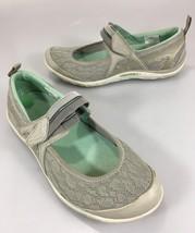 Merrell Women 7 Aluminum Enlighten Eluma Breeze Mary Jane Mesh Shoes Sneakers - $45.39