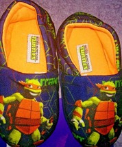 NICKELODEON TEENAGE MUTANT NINJA TURTLES BOY'S GIRL'S SLIPPERS NEW - $5.49