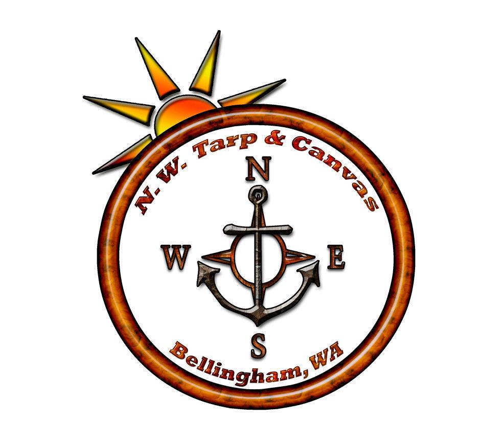 Thread, Polyester, T-90 SunStop, Cadet Gray, 8 Oz. Spool image 4