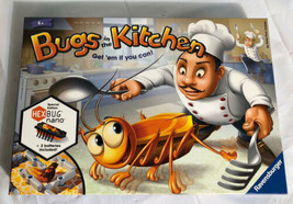 Ravensburger Bugs in the Kitchen Board Game- COMPLETE - Never Played. Hex Nano. - $22.09