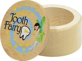 Tooth Fairy Box - Made in USA - $7.54