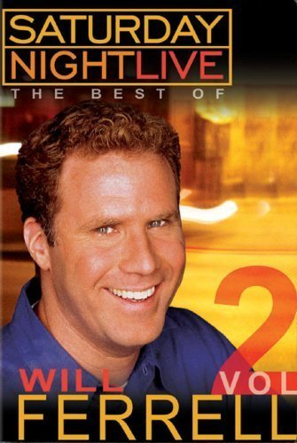 Saturday Night Live - The Best of Will Ferrell - Volume 2 Dvd