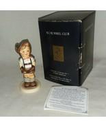 1995 M I Hummel Club 102 For Keeps Hum 630 Germany Goebel Boxed Little Boy  - $14.99