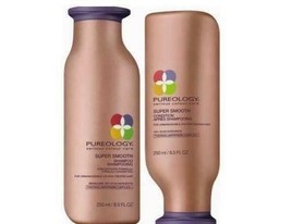 Pureology Vegan Super Smooth Shampoo & Conditioner Duo 8.5 oz - $49.49