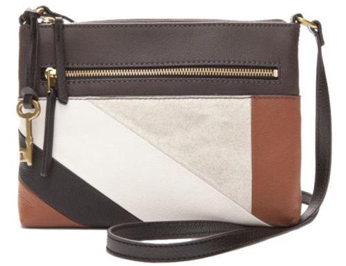 e52aada5c0 Fossil Fiona Small Crossbody Handbag Leather and 50 similar items. 12