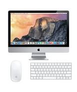 "Apple iMac A1419 27"" Desktop Intel Core i5 3.40GHz 8GB RAM 1TB HDD ME089... - $782.09"