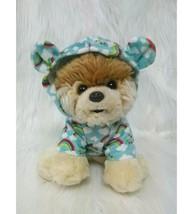 "10"" Gund Boo Puppy Dog Rainbow Pajamas Worlds Cutest Dog 4060866 Plush T... - $14.99"