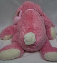 """Mary Meyer LARGE FLOPPY PINK BUNNY RABBIT 13"""" Plush Stuffed Animal Toy image 3"""