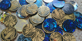 Pokemon Coins 8 Random Coins Pokemon TCG Assorted Coin Lot of 8 Coins - $7.50