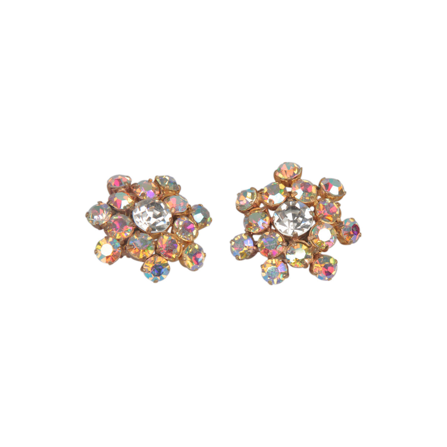 73495eaadec408 S l1600. S l1600. Previous. Authentic CHANEL Vintage Gold Metal Rhinestones Clip  On EARRINGS · Authentic CHANEL Vintage Gold ...
