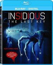 Insidious: The Last Key  [Blu-ray, 2018]