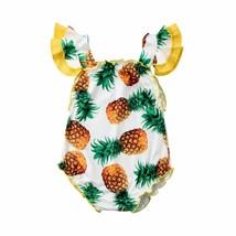 Adorable Toddler Baby Girls Pineapple Summer One-piece Swimwear Swimsuit... - $9.79+