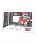 2014 Panini NFL Football Game Worn Material & Autographed Card by Knile ... - $13.60