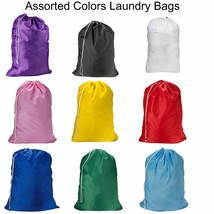 1, 2, 3 Pack Laundry Bag Ultra Heavy Duty Jumbo Nylon 30 x 40, Great for... - $5.90+