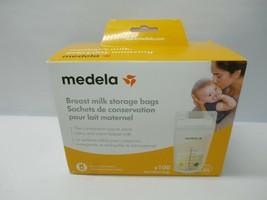 Medela Breast Milk Storage Bags 6oz/180ml - 100ct - $17.59