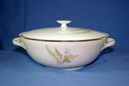 Hutschenreuther Gelb Forest Spring Sugar Bowl #8410 - $11.08