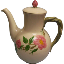 USA BLACK MARK Franciscan Desert Rose COFFEE POT EXCELLENT CONDITION - $89.09