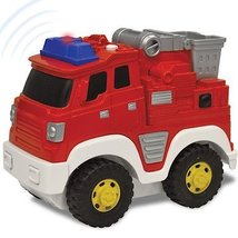 Starting Out Fire Engine My First Vehicle Radio Control Toy Truck image 1