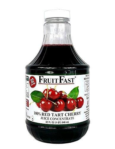 "1 QUART Tart Cherry & 1 QUART Cranberry ""Cold Filled"" Juice Concentrates - Shipp image 2"