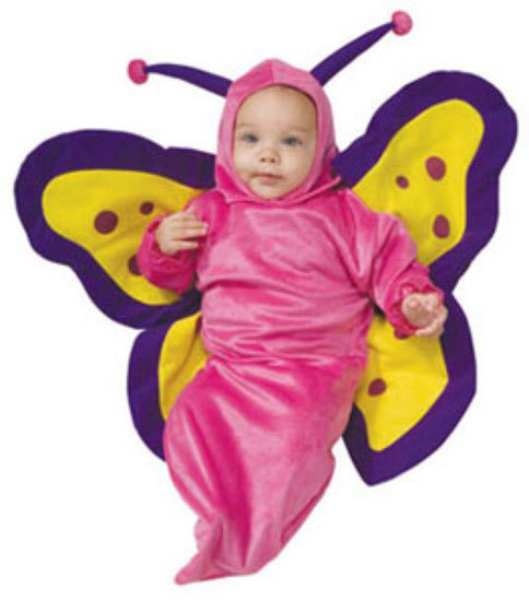 Primary image for 0-9 Months Butterfly Bunting Halloween Costume