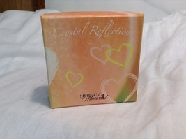 NEW Seagull Studios Crystal Reflections Orange Box w Saying