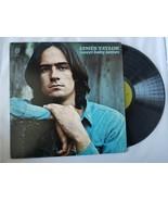 James Taylor Sweet Baby James Vinyl Record Vintage 1970 Warner Bros - $55.92