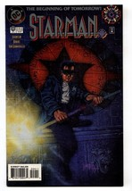 STARMAN #0-KEY ISSUE-NM- HIGH GRADE- TITLE HEATING UP - $31.53