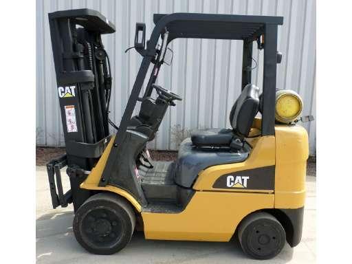 2008 R40 CAT FORKLIFT ELBERTA, UT, UNITEDSTATES 84626