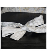 Ivory Metallic Snowflake Winter Holiday Retro Wired Headband - Dolly Bow... - $10.00