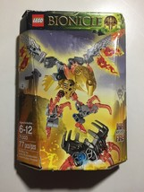 Lego Bionicle Ikir Creature Of Fire Kid Brand New Part Number 71303 77 P... - $98.99