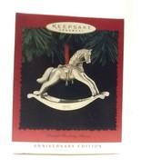 Hallmark Keepsake - Pewter Rocking Horse - 15 Year Anniversary Edition -... - $4.95