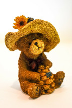 Boyds Bears  Huney  Iddy Biddy Bubbas  Style #229804  Bee Happy  Classic Figure - $11.84