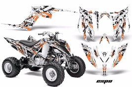 ATV Graphics Kit Decal Sticker Wrap For Yamaha Raptor 700R 2013-2018 EXP... - $168.25