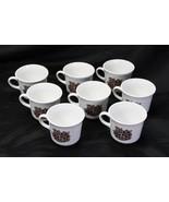 Corelle Batik Cups Lot of 8 - $29.39