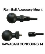 Concours 14 Ram Ball Accessory Mount - $25.00