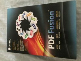 Corel PDF Fusion Document Management Suite [PC Disc] - $69.25