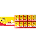 40 Purina TIdy Cats Litter Box Liners-Multiple Cats Lot 10 boxes Heavy D... - $69.27