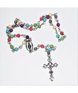 Rainbow Rosary - $24.88