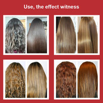 Brazilian Keratin 12% Formaldehyde Hair Straightening Treatment Repair 1000ml image 9