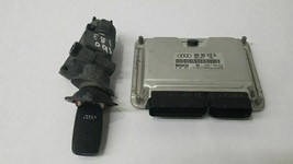 ECM IMMOBILIZER IGNITION & KEY 2002 Audi TT P/n: 8N0906018 - $163.13