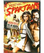 MEET THE SPARTANS  DVD  UNRATED  ~  PIT OF DEATH EDITION ~ WIESCREEN - $3.00