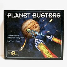 PLANET BUSTERS by Tom Wham - Troll Lord Games - Interplanetary War Board... - $46.72