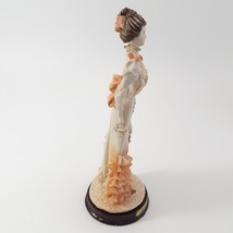 Marlo Collection by Artmark Figurine of Victorian Lady in Ruffled Dress image 5