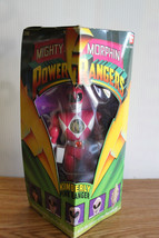 Mighty Morphin Power Rangers Kimberly Pink Ranger, Bandai 1993 Sealed-Ba... - $27.71