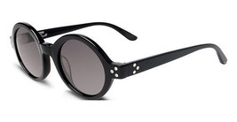Converse sunglasses by JACK PURCELL Y004 UF in Black with solid gray lenses - $74.79